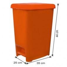 İç Mekan Plastik Çöp Kovası 7553